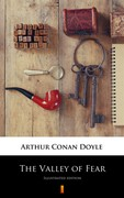 The Valley of Fear Arthur Conan Doyle - ebook epub, mobi