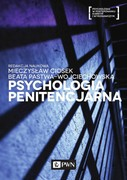 Psychologia penitencjarna - ebook epub, mobi