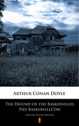 The Hound of the Baskervilles. Pies Baskerville'ów Arthur Conan Doyle - ebook epub, mobi
