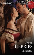 Rebeliantka Anne Herries - ebook epub, mobi