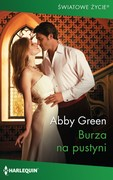 Burza na pustyni Abby Green - ebook mobi, epub