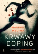 Krwawy doping Maribel Medina - ebook epub, mobi