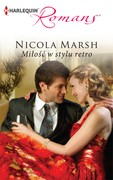 Miłość w stylu retro Nicola Marsh - ebook epub, mobi