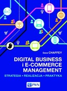 Digital Business i E-Commerce Management Dave Chaffey - ebook epub, mobi