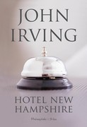 Hotel New Hampshire John Irving - ebook mobi, epub