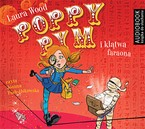 Poppy Pym i klątwa faraona Laura Wood - audiobook mp3