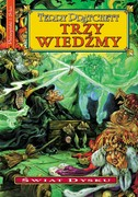 Trzy wiedźmy Terry Pratchett - ebook mobi, epub