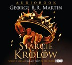 Starcie królów George R. R. Martin - audiobook mp3