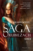 Saga o Rubieżach. Tom 2 Liliana Bodoc - ebook epub, mobi