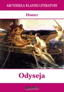 Odyseja  Homer - ebook mobi, epub