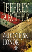 Złodziejski honor Jeffrey Archer - ebook mobi, epub