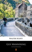 Guy Mannering Walter Scott - ebook epub, mobi