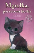 Mgiełka, porzucona kotka Holly Webb - ebook epub, mobi