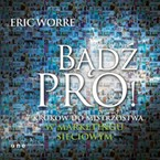 Bądź pro! Eric Worre - audiobook mp3