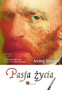 Pasja życia Irving Stone - audiobook mp3