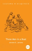 Three Men in a Boat Jerome K. Jerome - audiobook mp3