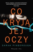 Co kryją jej oczy Sarah Pinborough - ebook mobi, epub