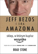 Jeff Bezos i era Amazona Brad Stone - ebook mobi, epub