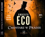 Cmentarz w Pradze Umberto Eco - audiobook mp3