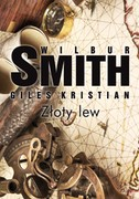 Złoty lew Wilbur Smith - ebook mobi, epub