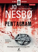 Pentagram Jo Nesbø - audiobook mp3
