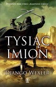 Tysiąc imion Django Wexler - ebook mobi, epub