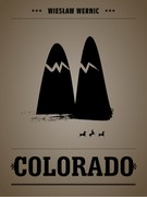 Colorado Wiesław Wernic - ebook epub, mobi