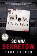 Ściana sekretów Tana French - ebook mobi, epub