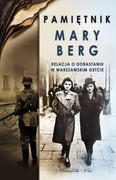 Pamiętnik Mary Berg Mary Berg - ebook mobi, epub