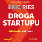Droga startupu Eric Ries - audiobook mp3