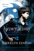 Kroniki Nicka: Niezwyciężony Sherrilyn Kenyon - ebook mobi, epub