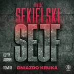 Sejf. Tom 3 Tomasz Sekielski - audiobook mp3