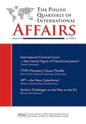 The Polish Quarterly of International Affairs 3/2015 - eprasa pdf
