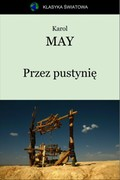 Przez pustynię Karol May - ebook epub, mobi