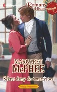 Sekret damy do towarzystwa Margaret McPhee - ebook mobi, epub