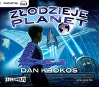 Złodzieje planet Dan Krokos - audiobook mp3