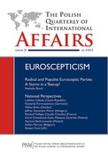 The Polish Quarterly of International Affairs 2/2015 - eprasa pdf