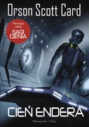 Cień Endera Orson Scott Card - ebook epub, mobi