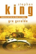 Gra Geralda Stephen King - ebook mobi, epub