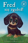 Fred się zgubił! Holly Webb - ebook epub, mobi