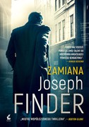 Zamiana Joseph Finder - ebook mobi, epub