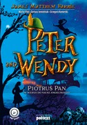 Peter and Wendy. Piotruś Pan w wersji do nauki angielskiego James Matthew Barrie - ebook mobi, epub