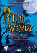 Peter and Wendy. Piotruś Pan w wersji do nauki angielskiego James Matthew Barrie - audiobook mp3