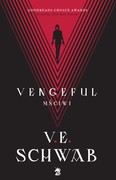 Vengeful: Mściwi V.E. Schwab - ebook epub, mobi