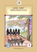 Arizoński klan Pearl Zane Grey - ebook mobi, epub, pdf