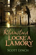 Kłamstwa Locke'a Lamory Scott Lynch - ebook epub, mobi
