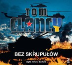 Bez skrupułów Tom Clancy - audiobook mp3