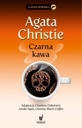 Czarna kawa Agatha Christie - ebook mobi, epub