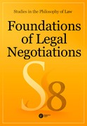 Foundations of Legal Negotiations - ebook epub, mobi
