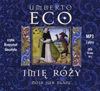 Imię róży Umberto Eco - audiobook mp3